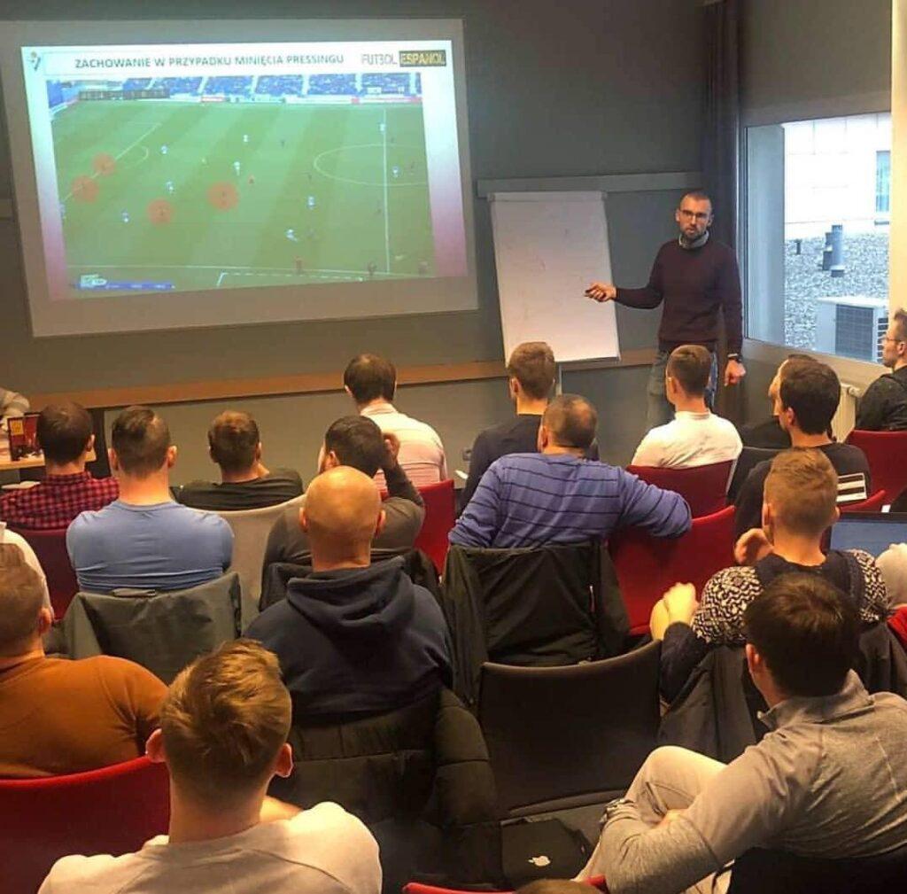 analiza video piłka nożna