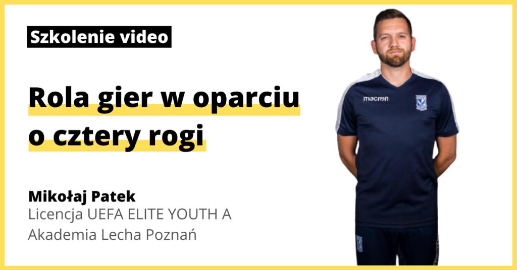 Mikołaj Patek - Lech Poznań