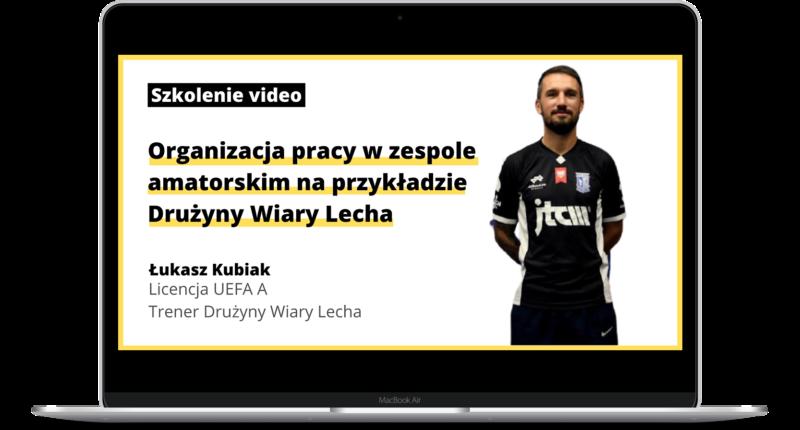 Łukasz Kubiak Trener
